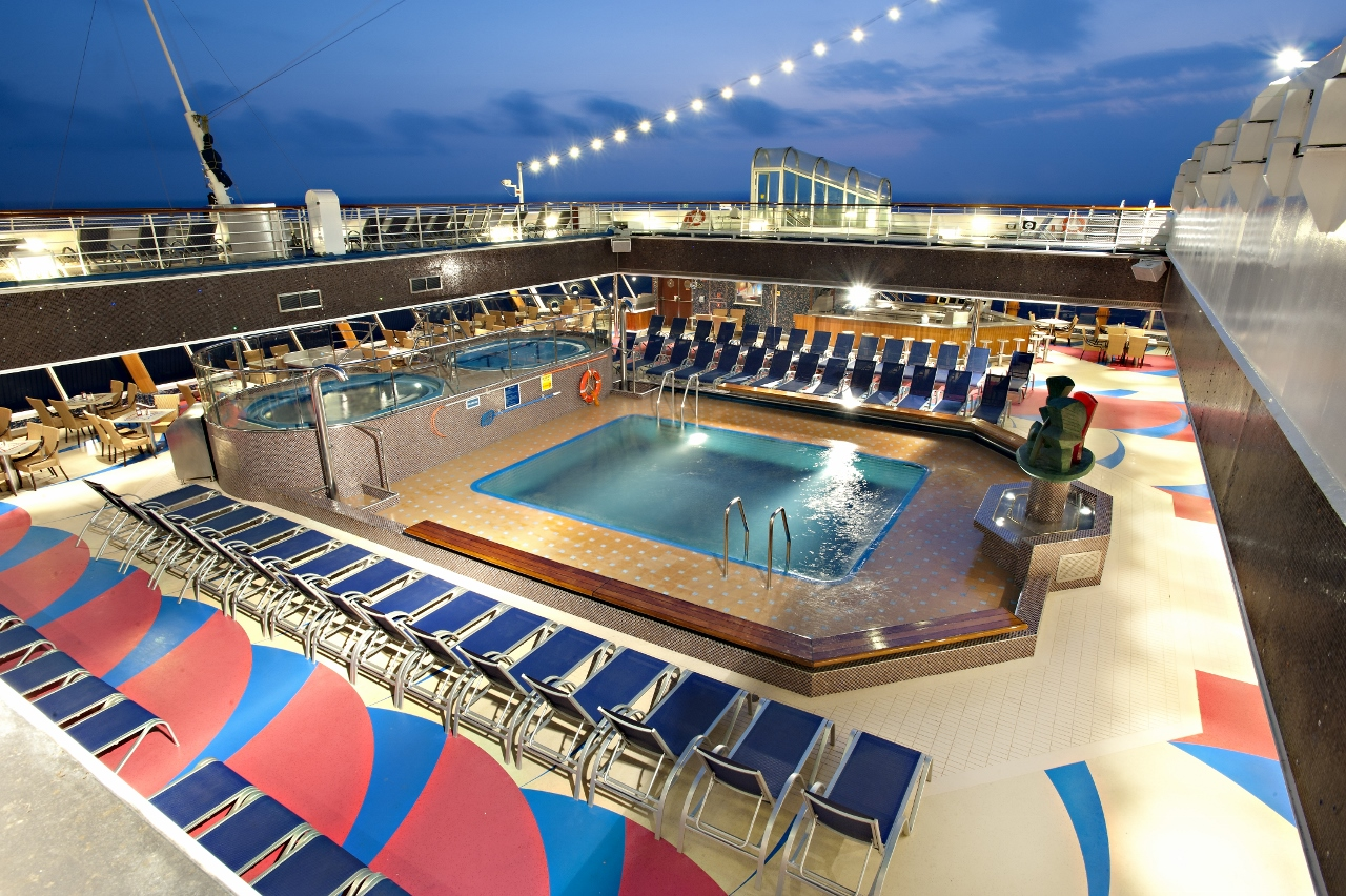 Carnival Conquest Justelshop And Travel